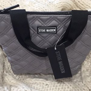 Steve Madden lunch tote New!